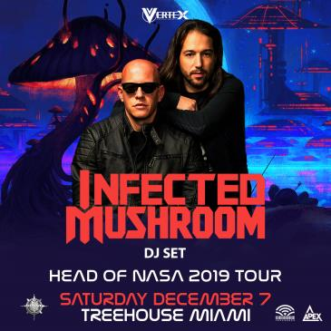 Infected Mushroom @ Treehouse Miami-img