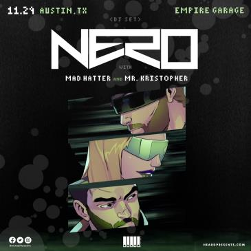 NERO (DJ Set) with Madhatter and Mr. Kristopher-img