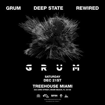 Grum @ Treehouse Miami: Main Image