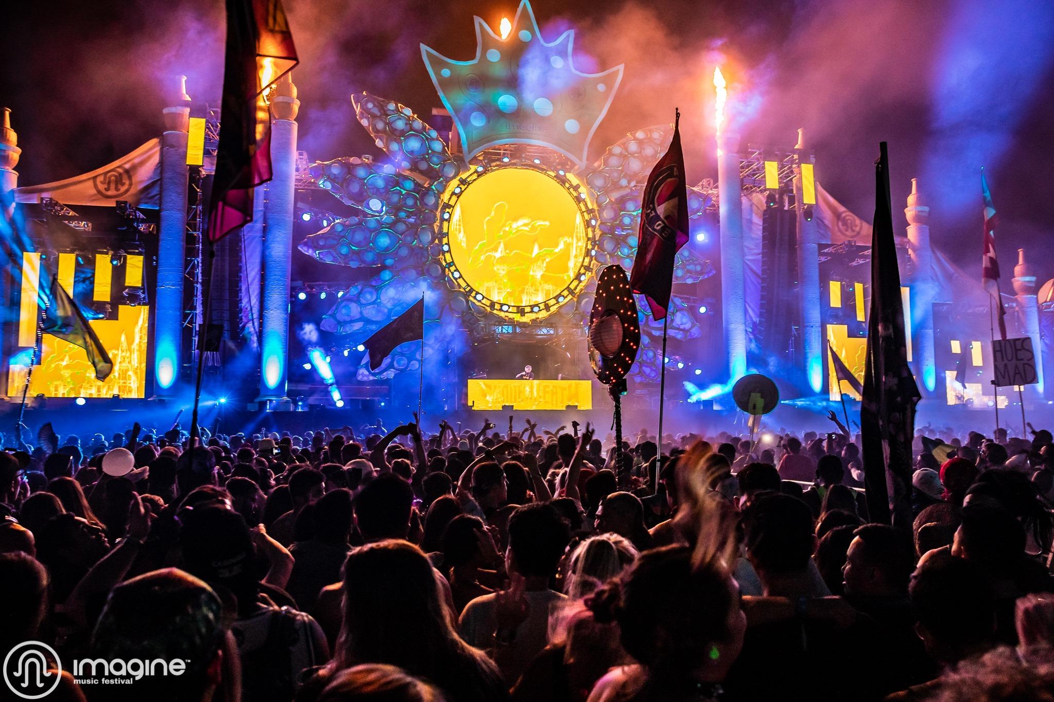 Imagine Music Festival 2020.Buy Tickets To Imagine 2020 Customer Appreciation Pre Sale