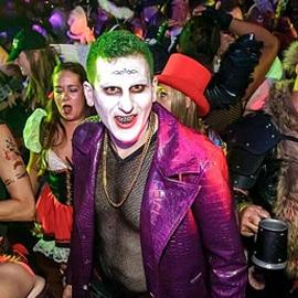 Latitude NYC Halloween Party 2021 only $15 | GametightNY.com
