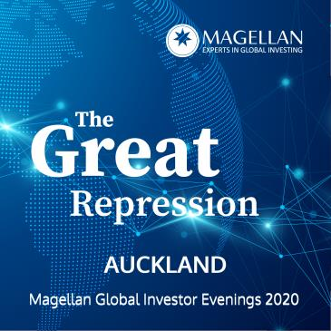 The Great Repression - Auckland: Main Image