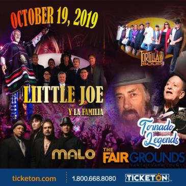 TEXMEX FEST-LITTLE JOE'S BIRTHDAY BASH
