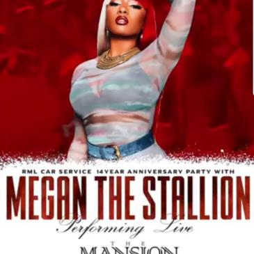 Megan The Stallion Performing Live-img