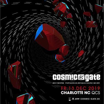 Cosmic Gate - CHARLOTTE: Main Image