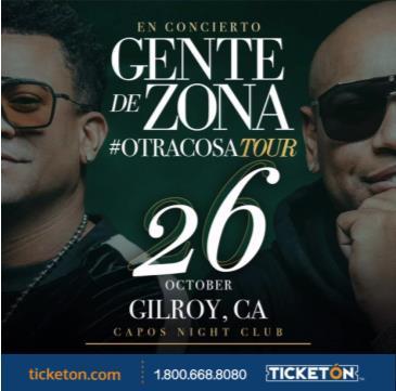 GENTE DE ZONA: Main Image