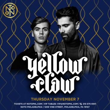 Yellow Claw: Main Image