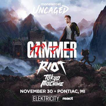 GAMMER - MONSTERCAT UNCAGED TOUR: Main Image