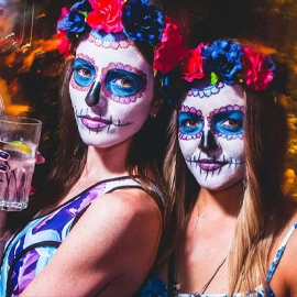 Lilly's Craft and Kitchen NYC Halloween 2021 | GametightNY.com