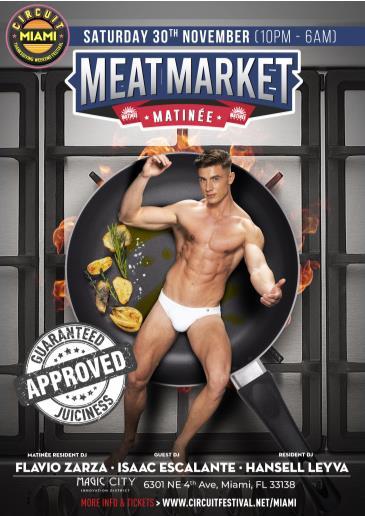 Matinée Meat Market: Main Image