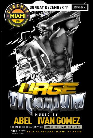 URGE Titanium: Main Image