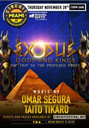 Exodus: Gods and Kings: Main Image