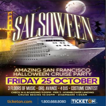 HALLOWEEN CRUISE PARTY!