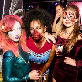 Haswell Green's NYC Halloween party 2021 only $15 | GametightNY.com