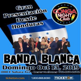 BANDA BLANCA: Main Image