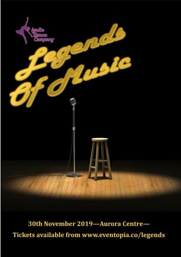 Legends of Music: Main Image