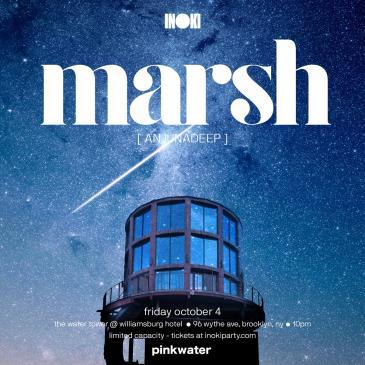 Inoki Party: Marsh (Anjunadeep): Main Image