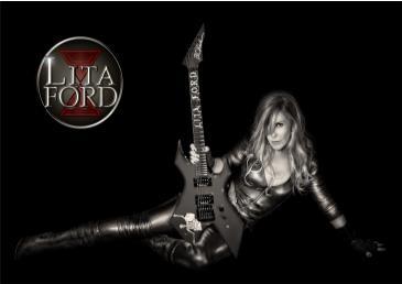 Lita Ford: Main Image