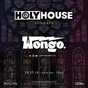 HOLY HOUSE N°29 — Wongo (21 +)-img