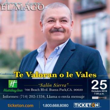 """JORGE LUIS """"EL MAGO"""""""