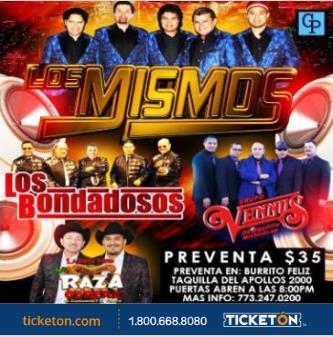 LOS MISMOS: Main Image