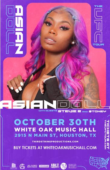 CANCELLED - Asian Doll: Main Image