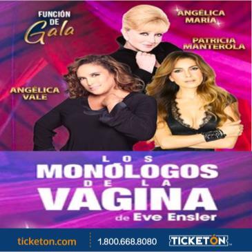 LOS MONOLOGOS DE LA VAGINA 1ST SHOW