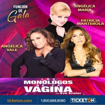 LOS MONOLOGOS DE LA VAGINA 2DO SHOW: Main Image