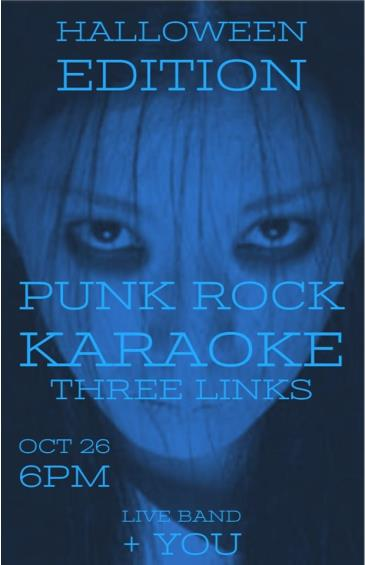 Punk Rock Karaoke-DFW: Main Image
