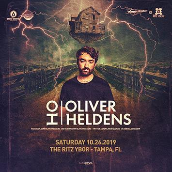 Oliver Heldens - TAMPA: Main Image