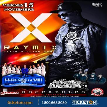 RAYMIX EN SAN FRANCISCO: Main Image