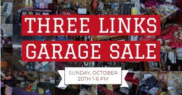 October Garage Sale: Main Image