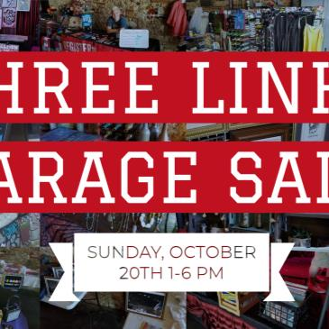 October Garage Sale-img