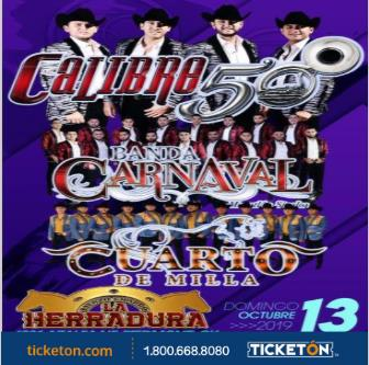 LA HERRADURA CALIBRE 50: Main Image