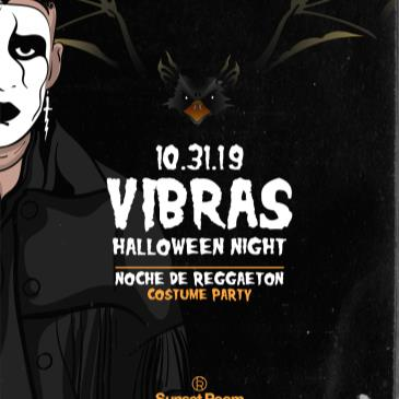 Vibras Reggaeton Halloween Party-img