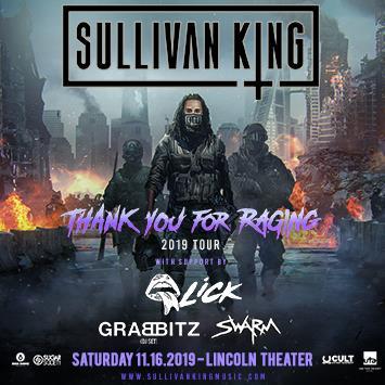 Sullivan King - RALEIGH: Main Image