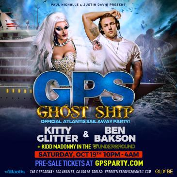 GPS: GHOST SHIP: Main Image
