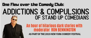 NYCF Presents: One Flew Over the Comedy Club!: Main Image