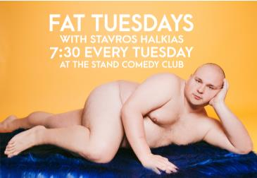 NYCF Presents: Fat Tuesday w/ Stavros Halkias!: Main Image