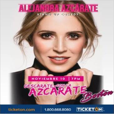 ALEJANDRA AZCARATE
