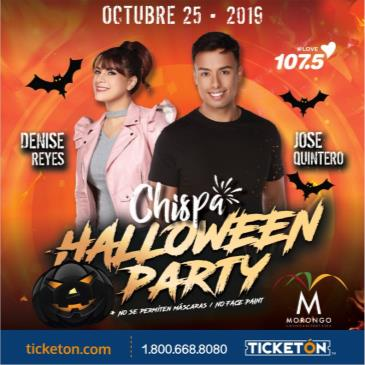 CHISPA HALLOWEEN PARTY: Main Image