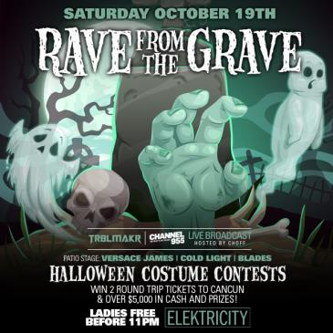 RAVE FROM THE GRAVE: Main Image