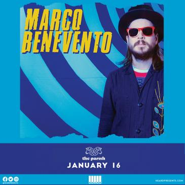 Marco Benevento with Mike Dillon Band: Main Image