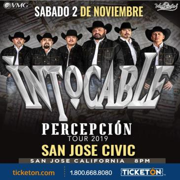 GRUPO INTOCABLE: Main Image