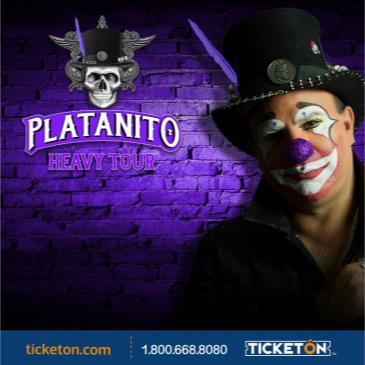 PLATANITO HEAVY TOUR - NUEVO SHOW
