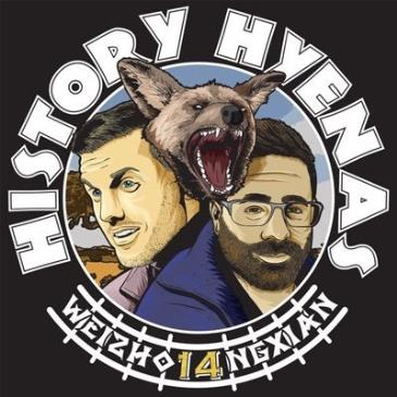 NYCF Presents History Hyenas Podcast Live!: Main Image