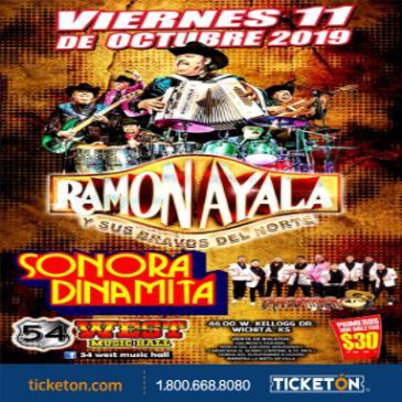 RAMON AYALA Y SUS BRAVOS DEL NORTE: Main Image