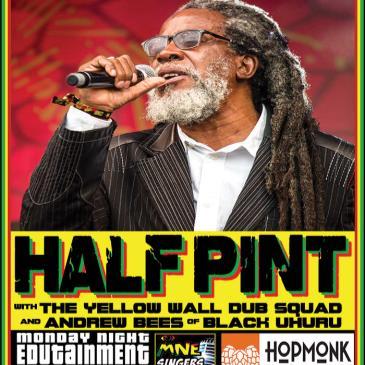 HALF PINT W/ THE YELLOW WALL DUB SQUAD-img