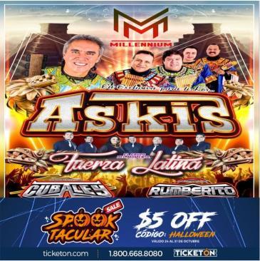 LOS ASKIS TOUR 24 ANIVERSARIO: Main Image