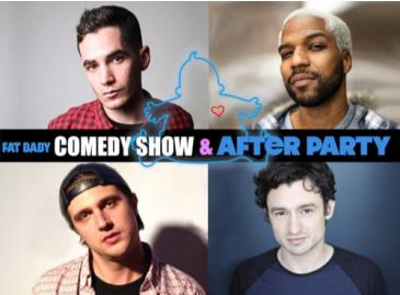 NYCF Presents: FAT BABY LIVE SHOW & AFTER PARTY: Main Image